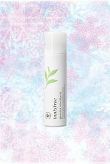 Yue Poetic style yin/innisfree green tea Mineral Spray Hydrating Moisturizing Toner