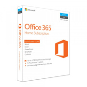 Microsoft Office 365 Home Premium MS-6GQ-00757