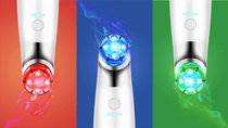NEW Launch💕2019 LATEST Upgraded 2in1 Blackhead Remover Suction+3 Beauty Light Repair Skin Function