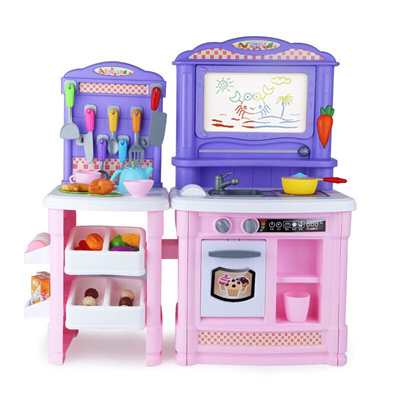 qoo10 kitchen play set toys