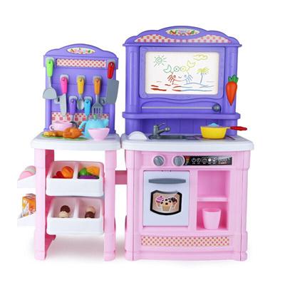 qoo10 kitchen play set toys