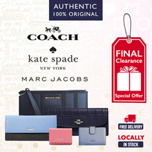 [SG STOCK~ FREE DELIVERY~ FINAL CLEAROUT]  Kate Spade Coach Michael Kors Wallets