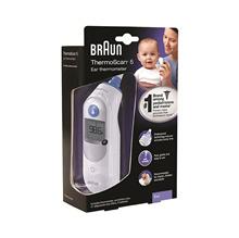BRAUN 브라운 유아동용 귀체온계 IRT-6500