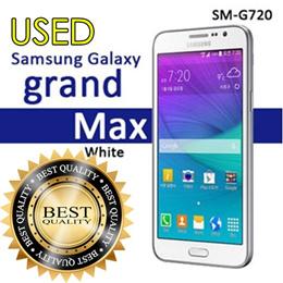 Used original Samsung Galaxy Grand Max Smartphone  USED A or B GRADE Korea Version
