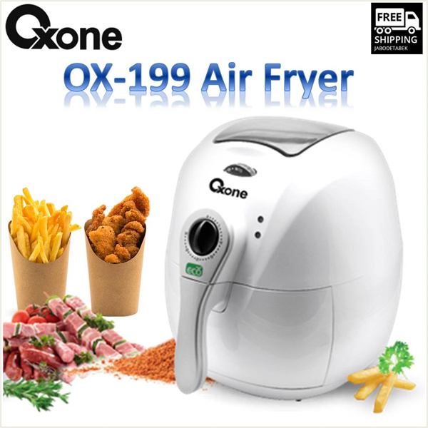 OXONE Eco Air Fryer OX-199 Deals for only Rp1.880.000 instead of Rp1.880.000