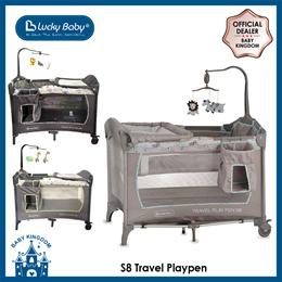 Lucky Baby S8 Travel Playpen