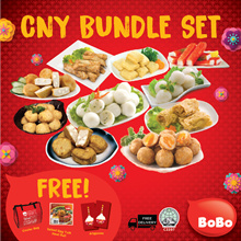 BOBO CNY BUNDLE SET 2019