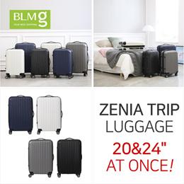 Zenia EX/Zenia Trip/1+1/Luggage/ABS/Sturdy/20/24/28 Hardshell/Storage