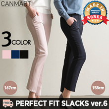 [CANMART] PERFECT FIT Slacks ver.6 _Free shipping_MA01073