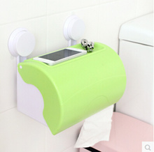 Lazy corner of the powerful suction toilet water reel spool toilet roll holder toilet tissue box 62901