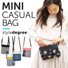 👜 KOREA MINI CASUAL BAGS! ★ Ladies Clear messenger bag tote travel voyager sling bag hand bag!