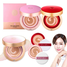 ★[DPC] Pink Aura Cushion Season 2 ★Lee Yuri Cushion / Refill / Korea Hit Cushion / Moisturizing