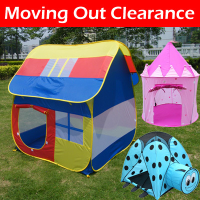 Tent for kids/Play tent/ House tent/Picnic tent /Children tent/  sc 1 st  Qoo10 & Qoo10 - Tent for kids/Play tent/ House tent/Picnic tent /Children ...