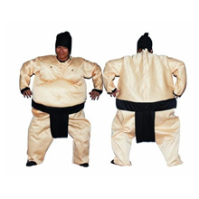 HALLOWEEN COSTUMES ADULT SUMO COSPLAY PARTY (FOR HEIGHT 150-180CM)