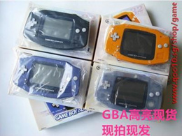 Original Nintendo GAMEBOY GBA 32-bit color for shell games PSP stock, namely the