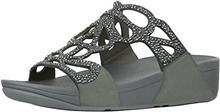 (FitFlop) FitFlop Women s Bumble Crystal Slide Sandals-1243134