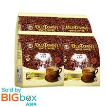 [BUNDLE 4] OLDTOWN White Coffee 3in1 Natural Cane Sugar 36g x 15sticks