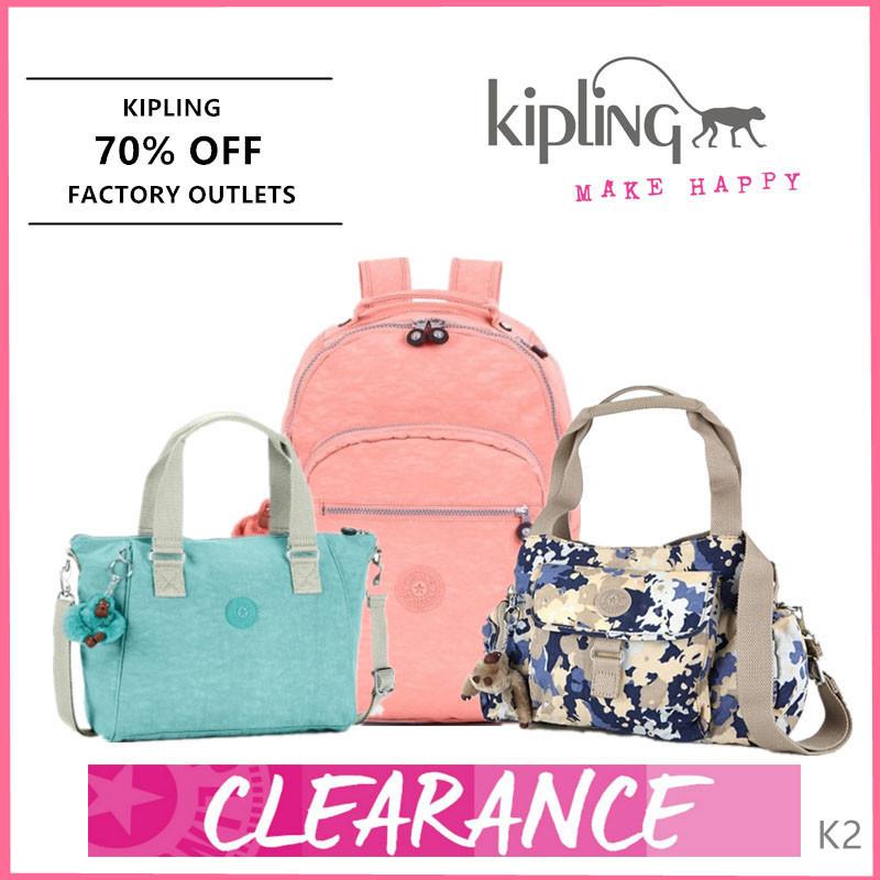 5dfb9a4783 Qoo10 - Authentic Kipling U.S.A. on Sale -New Kipling Bag Local ...