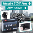 Mandiri E-Toll Pass OBU