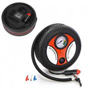 Automotive Tire Air Pump Portable DC12v Car Mini Tire Automatic Air Pump High Pressure Inflator