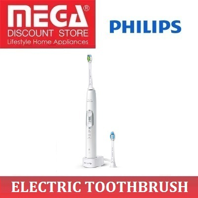 [PHILIPS]PHILIPS HX6877 HEALTHYWHITE SONICARE PROTECTIVE CLEAN 6100  ELECTRIC TOOTHBRUSH / LOCAL WARRANTY
