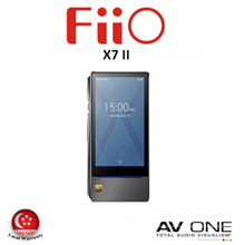 [FiiO] X7 II Gen Portable Music Player /1 Year Local warranty from Authorized Distributo