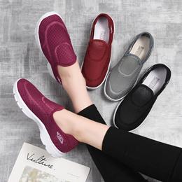 女鞋 / 夏季网鞋  / 一脚蹬 /  爆款鞋子 / 运动鞋 / 妈妈鞋