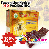 Tawon Liar Herbal - ORIGINAL NEW PACKAGING - Relieve Gouts Chronic Rheumatic Cholesterol and Stamina