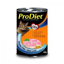 ProDiet Ocean Fish Flavor Cat Food 400g Set of 12