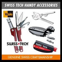 Swiss Tech survival  multi tools/x drive/body gard/ ptx/auto emergency tools/compact
