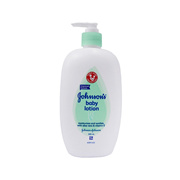 JOHNSON S BABY LOTION ALOE VERA  500ML