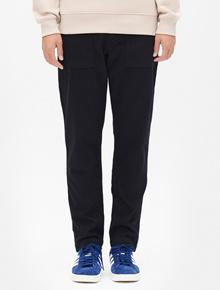 8SECONDS Cotton Pocket Detil Baggy Fit Pants - Angkatan Laut