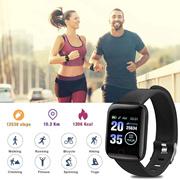 ACROMAX ID116 Smart Watch Band Fitness Tracker Smartwatch