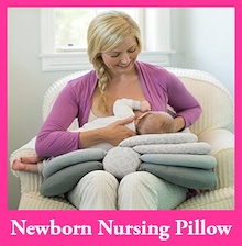 ♥ Baby Nursing Pillow ♥ Maternity Pillow/ Support Pillow/ Breast Feeding/ Milk/ Mom Body ♥ Cushion