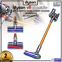 Dyson V8 Carbon Fibre Cord-Free Vacuum Cleaner