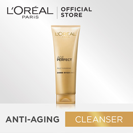 L Oréal Paris Age Perfect Anti-Aging Milky Cleansing Foam 125ml