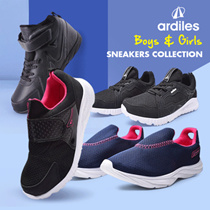 [Ardiles] ★GREAT DEALS - Sepatu Sekolah Collection★