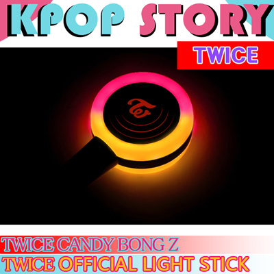 TWICE CANDY BONG Z TWICE OFFICIAL LIGHT STICK