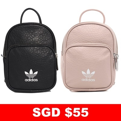 79a1bc1c0ef Buy Adidas ODM 3D Roll Top Backpack  Hand Bag  Mini Backpack Deals ...