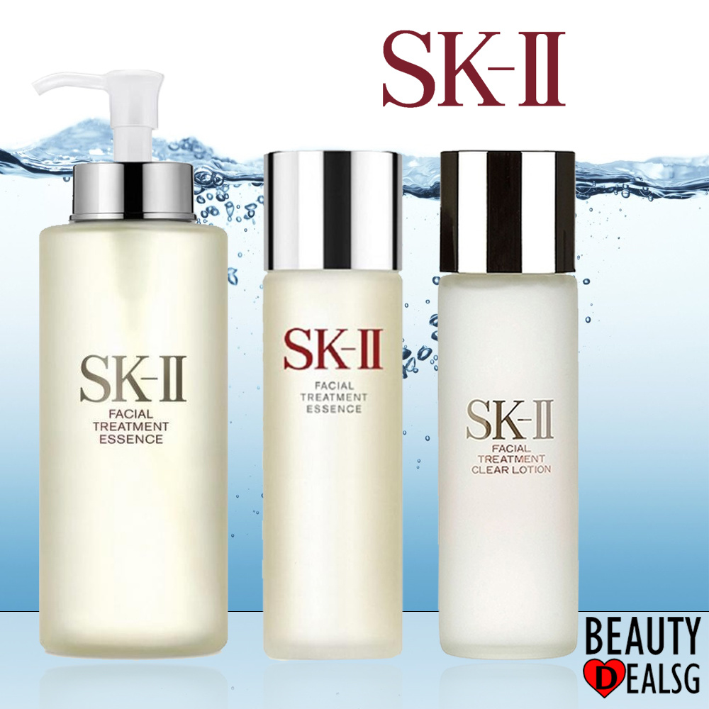 Qoo10 Sk Ii Facial Treatment Essence Clear Lotion Skin Care 250ml Show All Item Images Close Fit To Viewer Prev Next