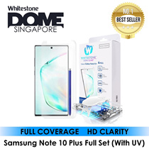 Whitestone Dome Glass for Samsung Galaxy Note 10 / Note 10 Plus ( NEW LAUNCHED) SG SELLER
