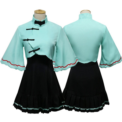 VOCALOID 3 China Luotianyi Luo Tianyi Sesame Paste the Chinese Dress Full  Set-in Cosplay Costumes Ch