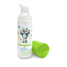 Babyganics Foaming Hand Sanitizer/ Insect Repellent/ Sunscreen/ Lip and Face Balm