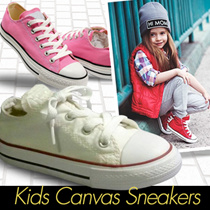 GARAGE SALE ★ CANVAS SNEAKERS BEST SELLER ★ FOR KIDS/ANAK-ANAK ★ UNISEX COWOK CEWEK ★ High Quality