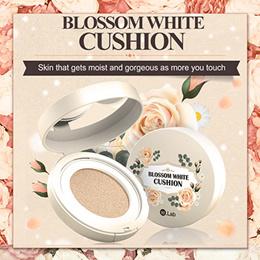 [W.Lab] BLOSSOM CUSHION🎁Blossom White Complexion❤