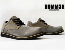Sepatu Boots Hummer Neopo Grey|Branded item|jogger|sepatu|pria|hiking|Casual shoes