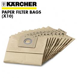 KÄRCHER Paper Filter Bags pack of 10 (6.904-312.0)