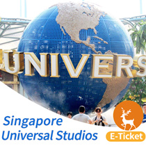 【Universal studio ticket】Universal Studio Singapore USS admission electronic e tickets one day pass