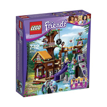 LEGO Friends Adventure Camp Tree House - 41122