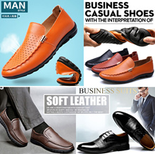 2017 Men Genuine Leather Shoes / Business Casual Shoes / Formal Martin boots / Sneakers / Breathable